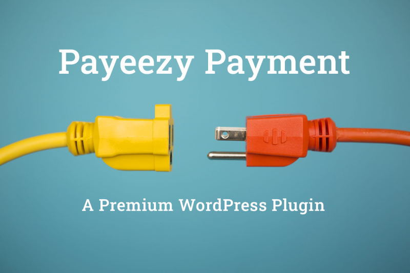 Payeezy Payment, a WordPress plugin for the First Data Payeezy Payment Gateway